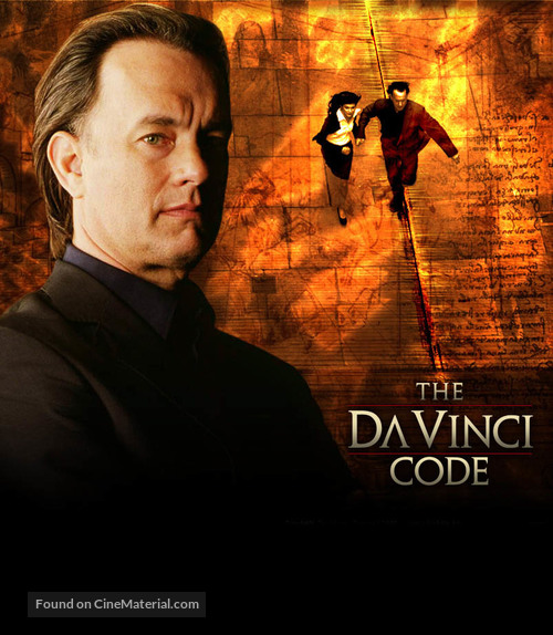 The Da Vinci Code 2006 Movie Poster