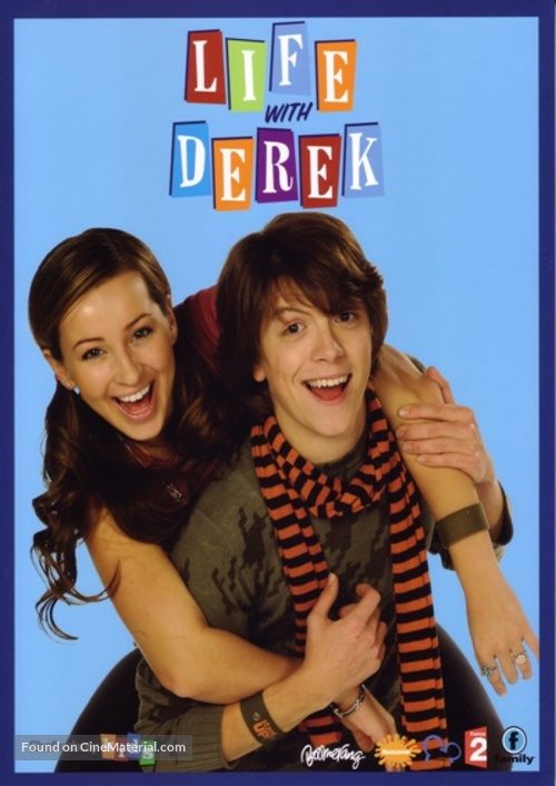 """""""Life with Derek"""" - Canadian Movie Poster"""