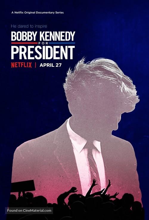 """Bobby Kennedy for President"" - Movie Poster"