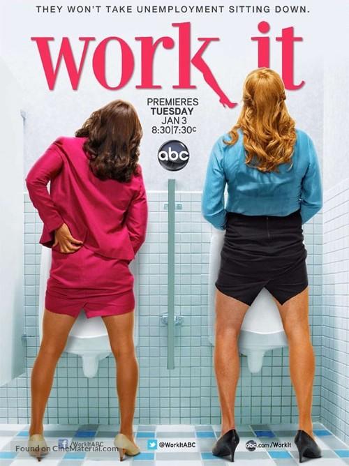 """""""Work It"""" - Movie Poster"""