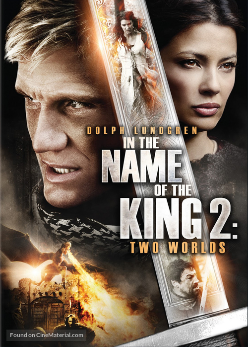 In the Name of the King: Two Worlds - DVD movie cover