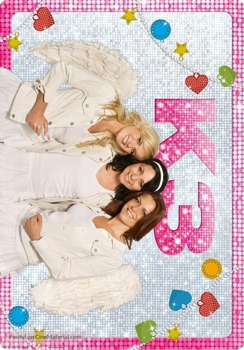 """Hallo K3!"" - Belgian Movie Poster"
