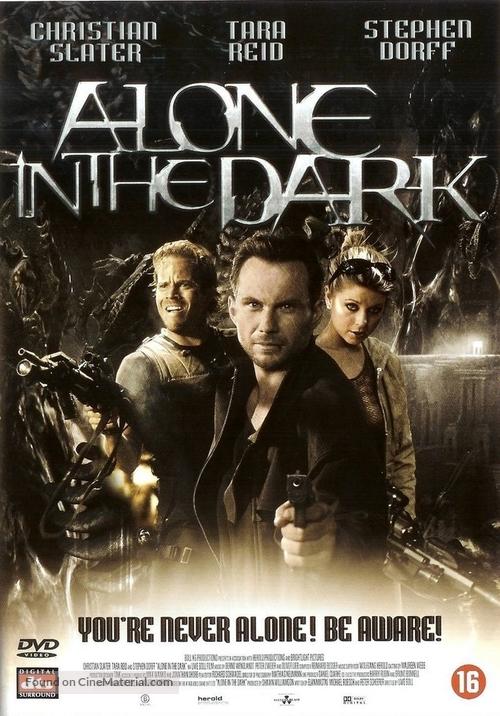 Alone In The Dark 2005 Movie Cover