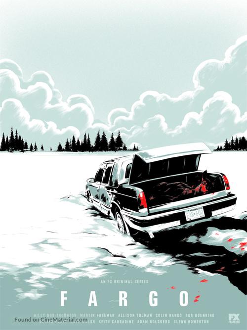 """Fargo"" - Movie Poster"