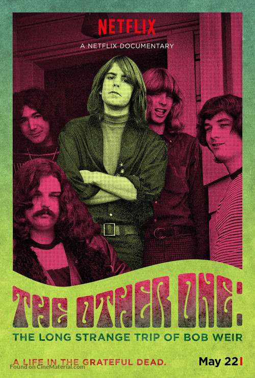 The Other One: The Long, Strange Trip of Bob Weir - Movie Poster