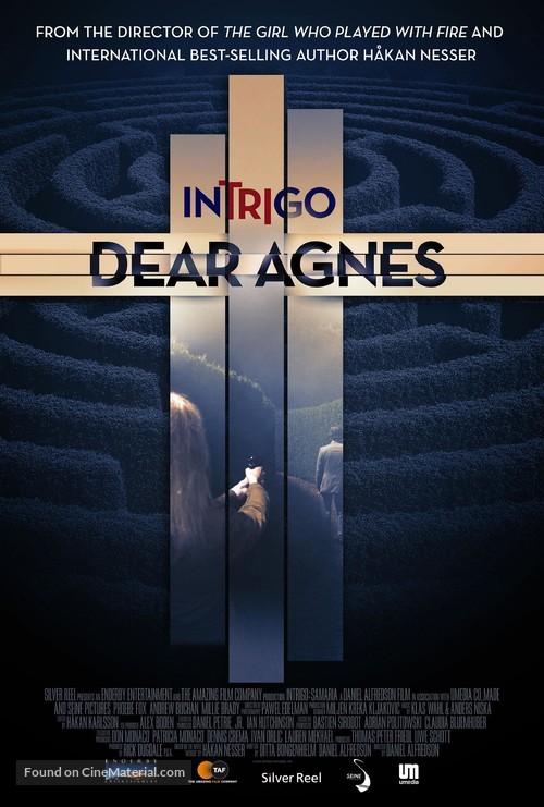 Intrigo: Dear Agnes - Swedish Movie Poster