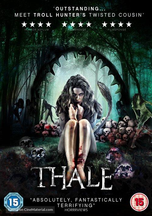 Thale 2012 British Dvd Movie Cover