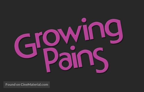 """""""Growing Pains"""" - Logo"""