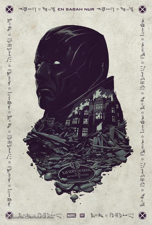 X-Men: Apocalypse - Movie Poster