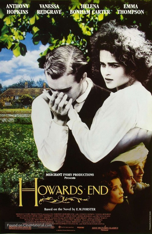 Howards End - Movie Poster