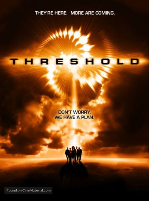 """Threshold"" - poster"