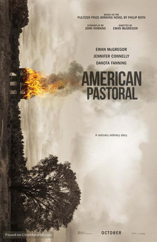 American Pastoral - Teaser movie poster
