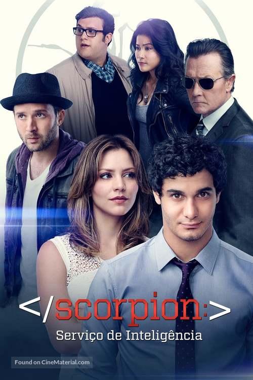 """""""Scorpion"""" - Brazilian Movie Cover"""