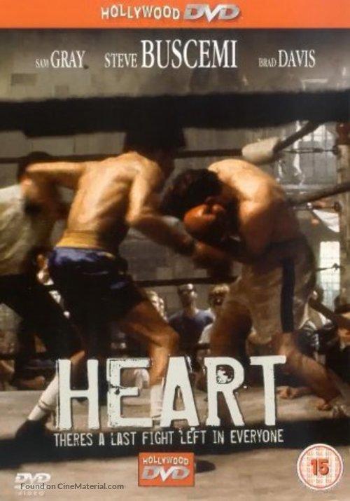 Heart - British DVD movie cover