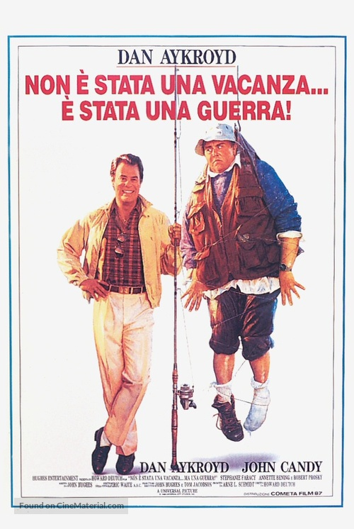 The Great Outdoors - Italian Movie Poster