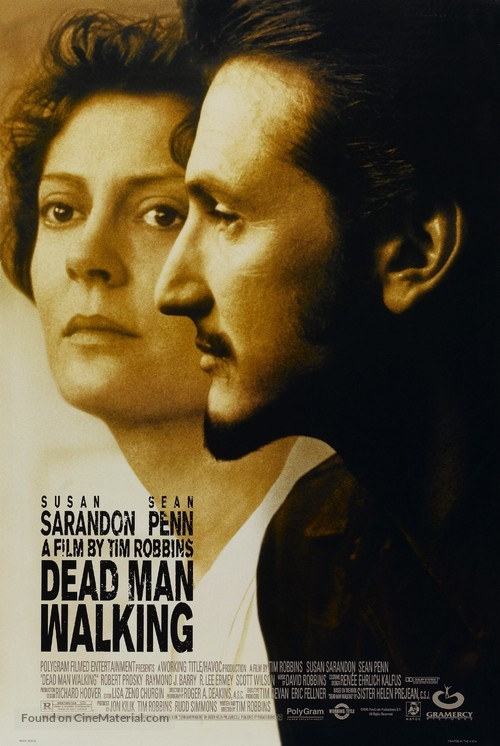 Dead Man Walking - Movie Poster