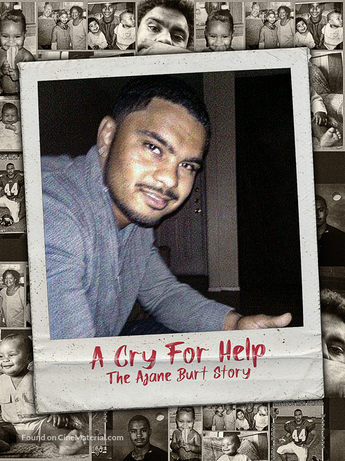 A Cry For Help: The Ajane Burt Story - Movie Poster