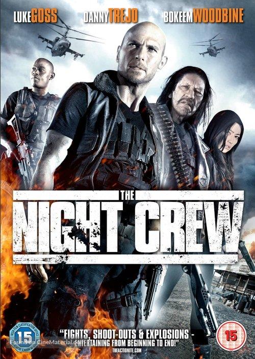 The Night Crew - British DVD cover