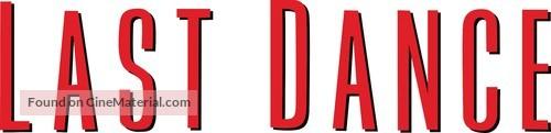 Last Dance - Logo