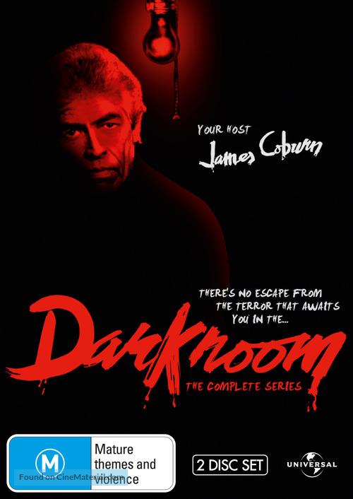 """Darkroom"" - Australian Movie Cover"