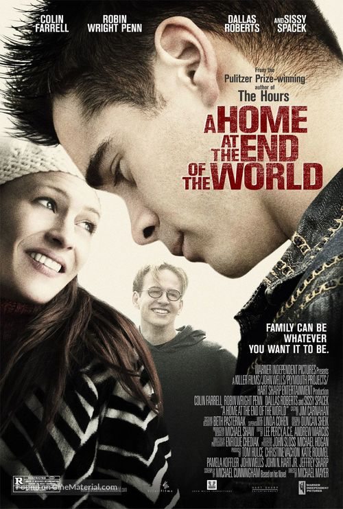 A Home at the End of the World - Movie Poster
