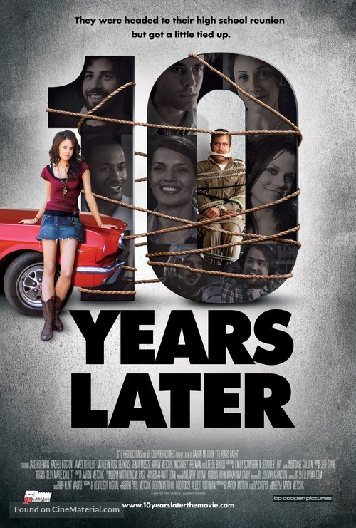 10 Years Later - Movie Poster