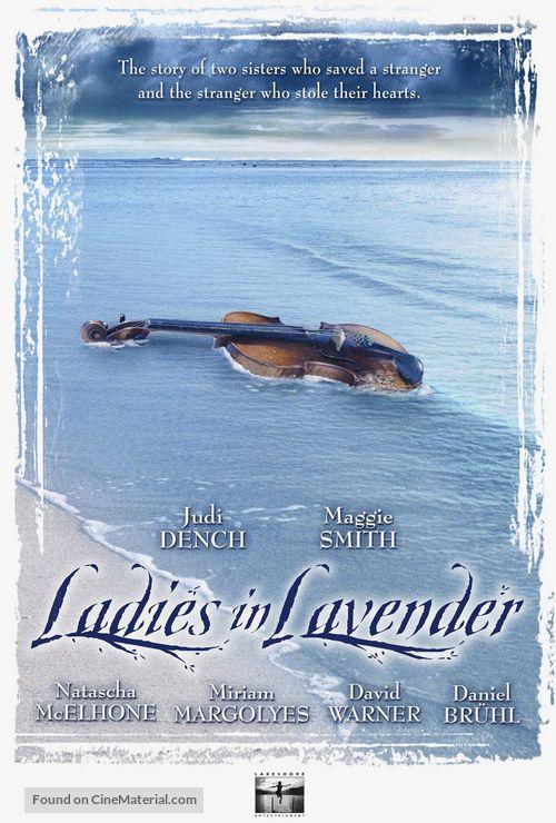 Ladies in Lavender - Movie Poster