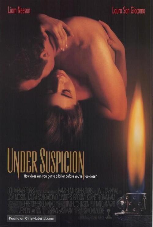 Under Suspicion - Movie Poster