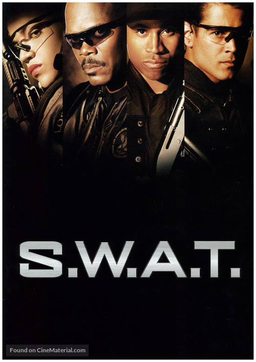 swat japanese movie poster