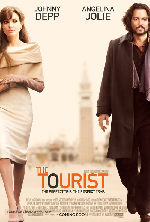 The Tourist - Movie Poster