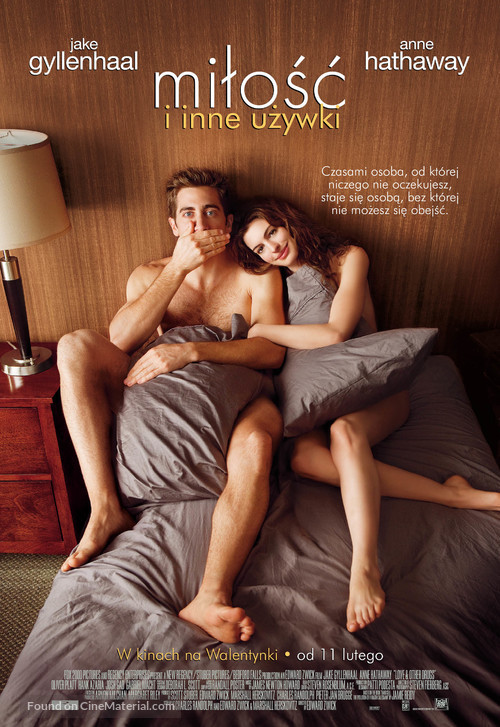 Love and Other Drugs - Polish Movie Poster