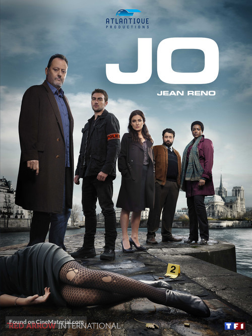 """""""Jo"""" - French Movie Poster"""