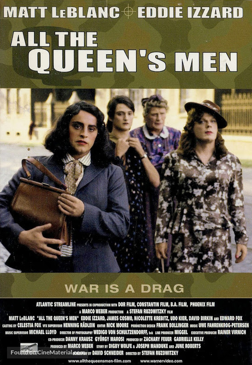 All the Queen's Men - Movie Poster