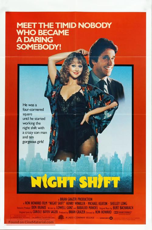 Night Shift - Movie Poster