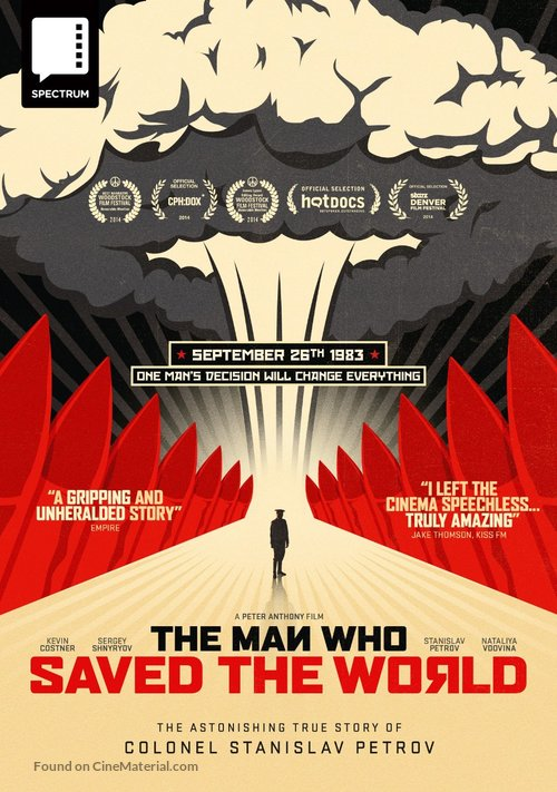 The Man Who Saved the World - Movie Cover