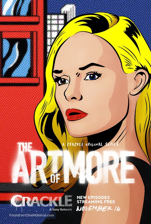 """""""The Art of More"""" - Movie Poster"""