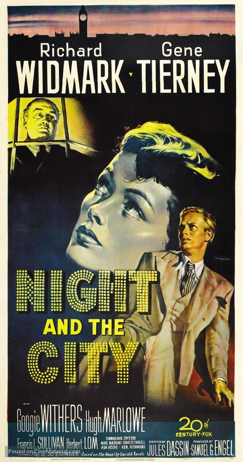 Night and the City - Movie Poster