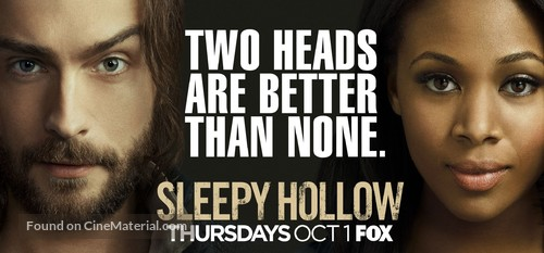 """Sleepy Hollow"" - poster"
