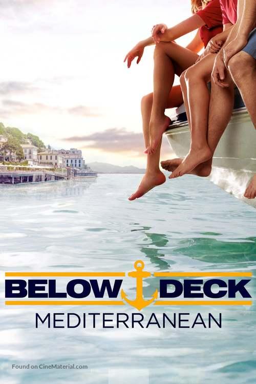 """""""Below Deck Mediterranean"""" - Movie Cover"""