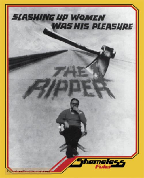 Lo squartatore di New York - DVD movie cover