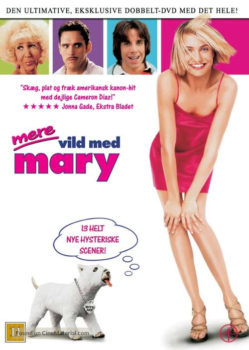 There's Something About Mary - Danish DVD movie cover