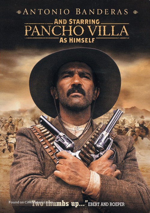 And Starring Pancho Villa as Himself - DVD movie cover
