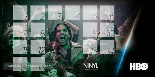 """""""Vinyl"""" - Dutch Movie Poster"""