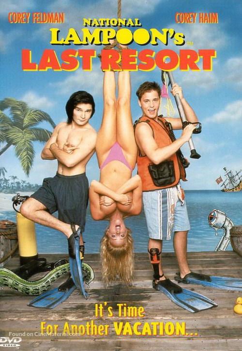 Last Resort - Movie Cover