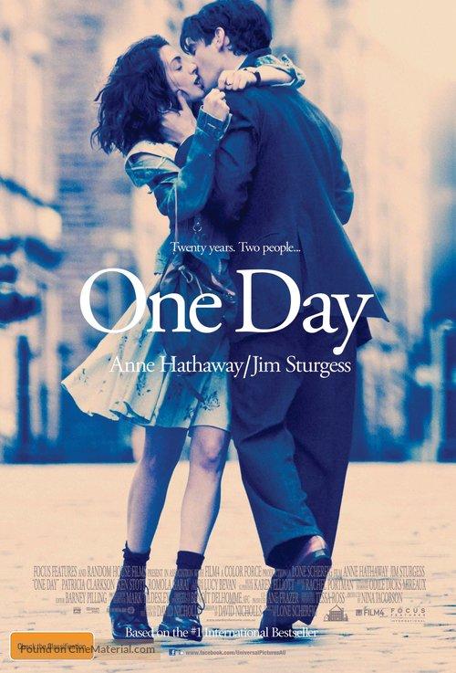 One Day - Australian Movie Poster
