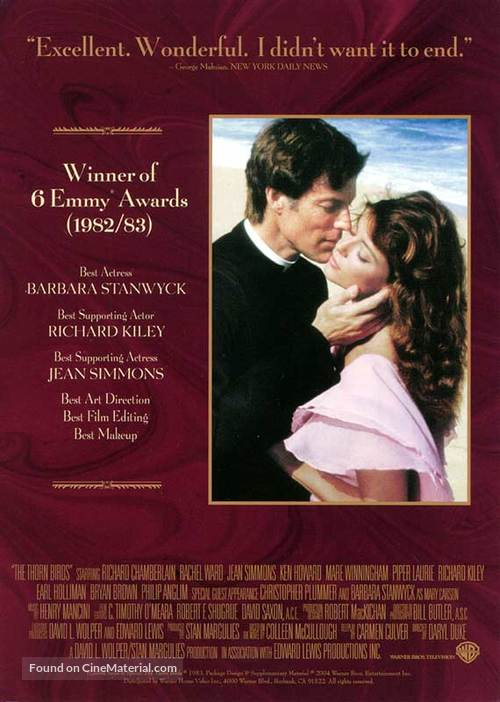 """The Thorn Birds"" - poster"