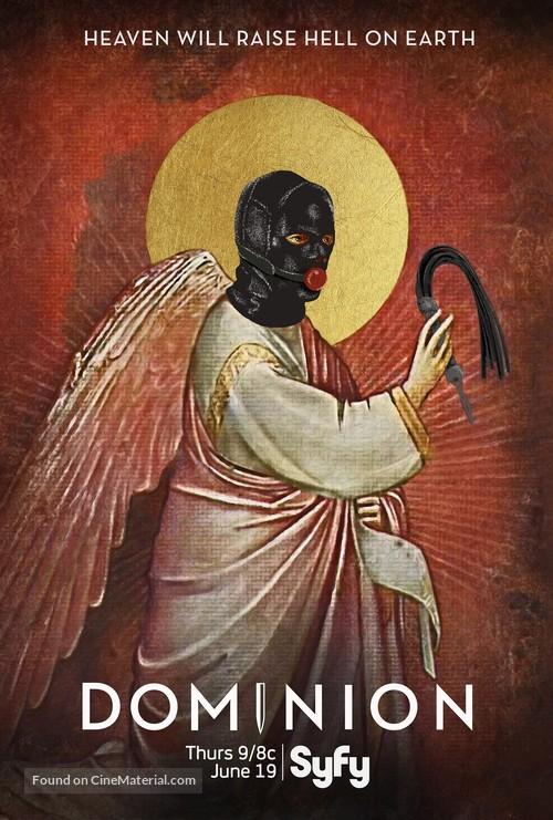 """""""Dominion"""" - Movie Poster"""