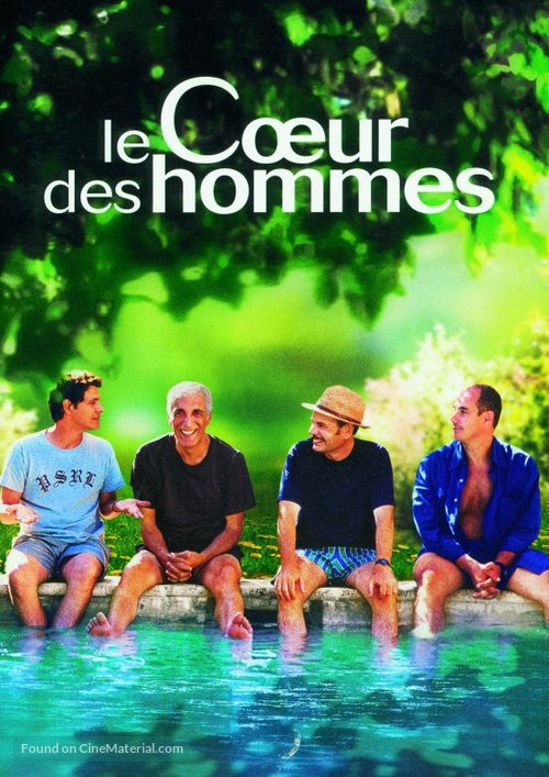 Le coeur des hommes - French Movie Poster