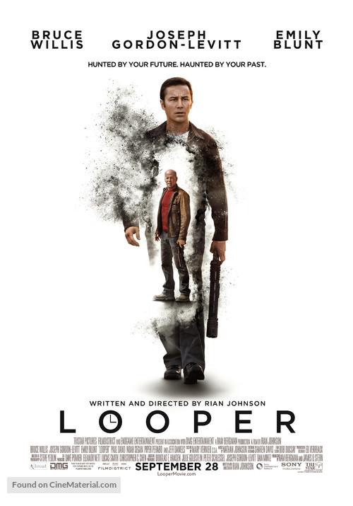 Looper - Movie Poster
