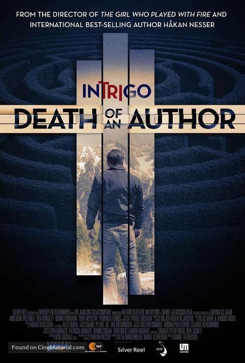 Intrigo: Death of an Author - International Movie Poster